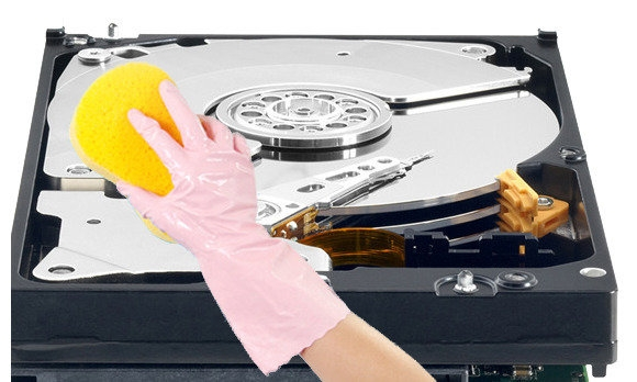 How to Securely Erase your Computer's Hard drive